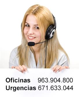 Empresa de control de plagas en Valencia: Llámanos